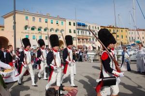 I granatieri della Petit Armée
